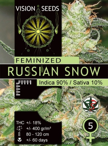 Russian Snow fem