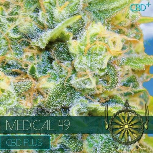 Medical 49 CBD Plus